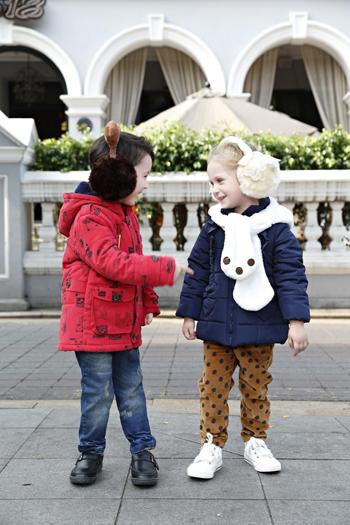 英伦时尚,卓维乐2015秋冬时尚街拍抢先预赏