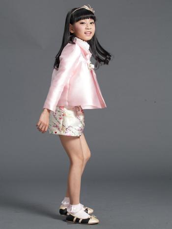 DIZAI2015秋季上新·穿出美丽童心