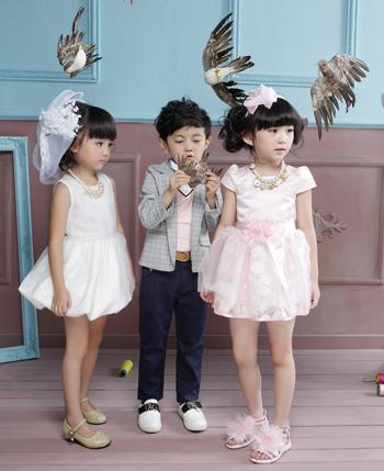 DIZAI童装之款式与色彩的关系大探究