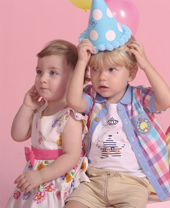 孩子衣服尺码如何选,塔哒儿童装来支招