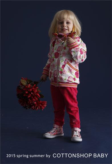 棉店宝贝童装有一颗柔软的童心