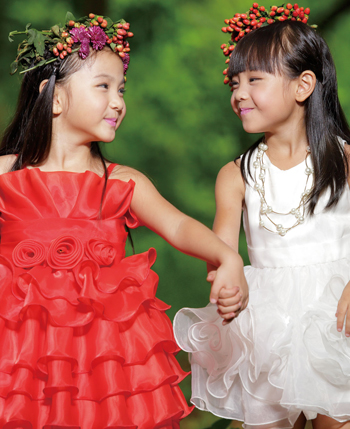 JOJO童装- -契合时尚美