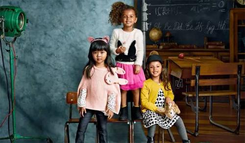 H&M 「重返校园」主题系列造型搭配