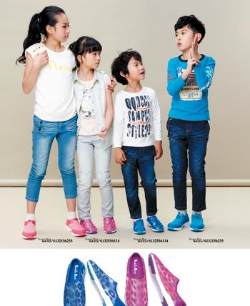 四季熊童鞋之运动鞋其时尚与实用要兼顾