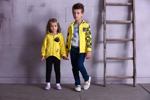 青蛙皇子童装:款式差异,风格百变