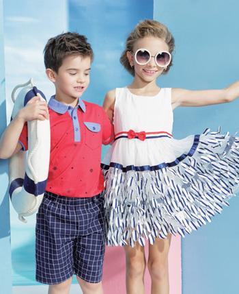 做有价值的品牌--小毛虫童装
