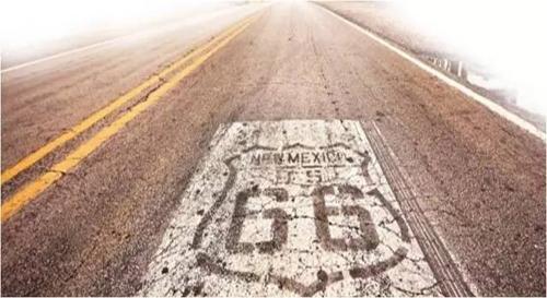 【15秋季潮搭新风尚】通往神秘的66号公路