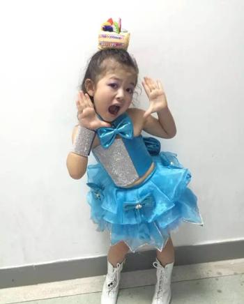 卡琪屋琪织新星广州区赛花絮大公开!