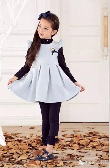 秋风起,童装时尚范,辣妈知道吗?