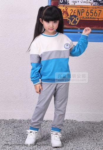 幼儿园园服秋款新品 让时尚与健康并存