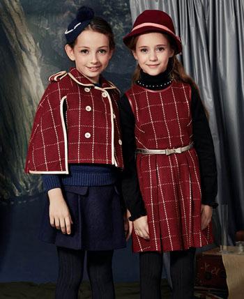 """巴柯拉童装:时尚就要""""格式化"""""""