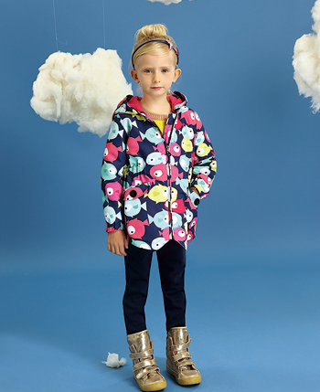 水孩儿童装的趣味时尚