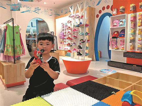 童装品牌悄悄赢得孩子的心
