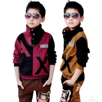 男童装流行搭配鉴赏