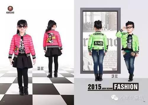 2015秋冬系列开启童趣印花 一起跟着小喇叭fashion起来吧!