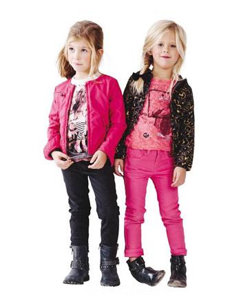 芙丽芙丽童装 主张孩童个性时尚
