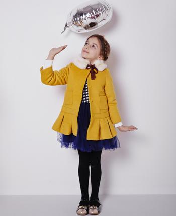 叮当猫童装的秋天时尚
