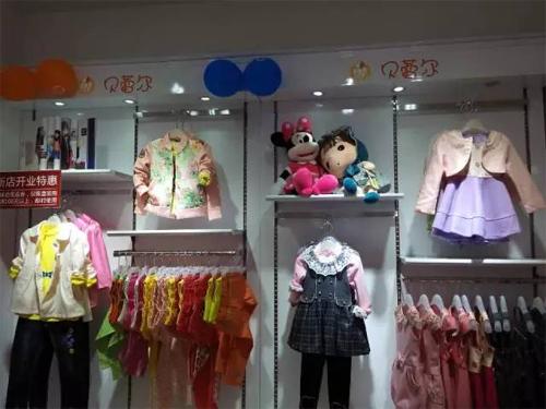 童装店铺陈列技巧 童装店营销高手