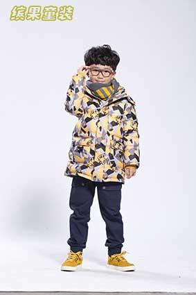 打造优质的童装品牌 缤果童装诚邀您加盟
