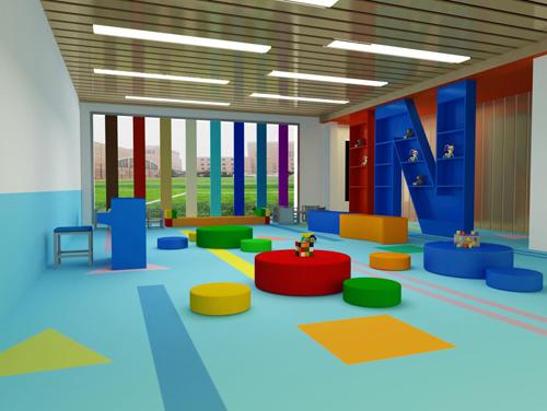 地板新风尚—正浩运动地板
