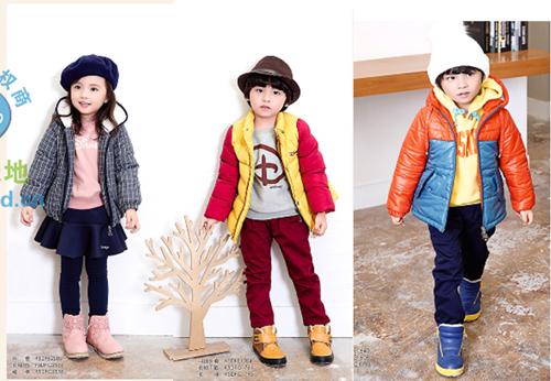 迪士尼童装结合各种风格,让您的宝贝充满时尚气息!