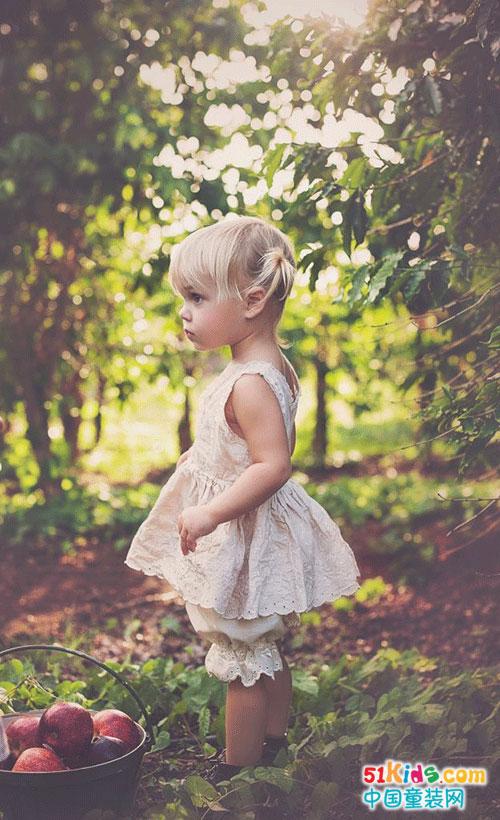 伊顿风尚 短发小孩也可以完美和可爱