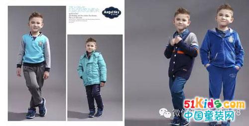 空中天使童装童鞋 缤纷色彩演绎秋冬时尚