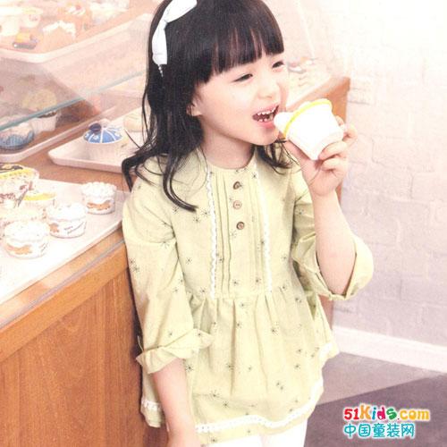 今明娃娃童装以品质求市场获家长青睐