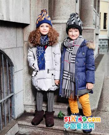裘帛童装2015冬品上市—这个冬天不太冷!