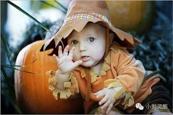 小獅貝恩:萬圣節提前嗨,寶貝這樣穿最出彩!
