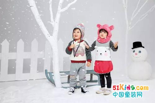 2015冬季搭配:梦幻岛的冬天
