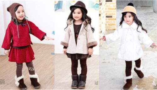 迪士尼童装自然简约时尚设计风格,带来秋冬温暖活力