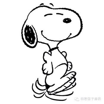 窝心回归-《柏惠信子》立体Snoopy毛衣系列