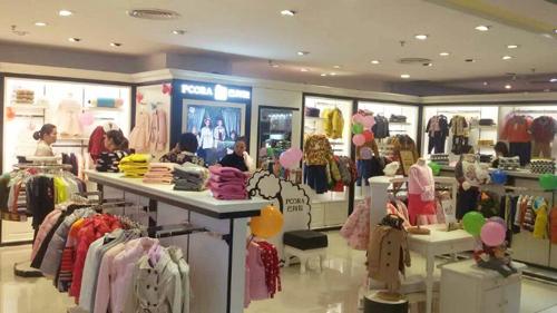 热烈祝贺巴柯拉福州东百东街店隆重开业