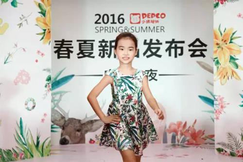 广百之夜丨直击小猪班纳2016春夏时尚发布秀