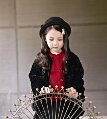 秋冬不知道给孩子怎么穿 玛玛米雅搭配指导