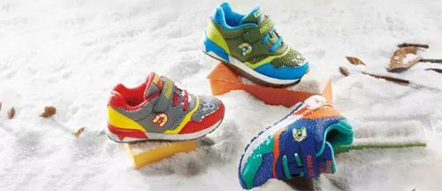 复古跑鞋丨流行风潮下的全民复古跑