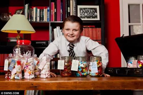 伊顿风尚好惊讶:11岁就创业的小男孩到底做的是什么?
