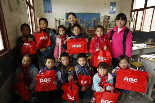 """ABC KIDS""""温暖中国行""""公益季开"""