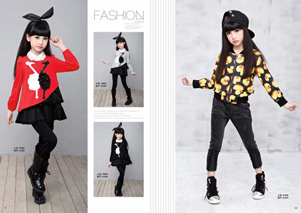 加盟优优秀YOYOXIU童装品牌八大优势