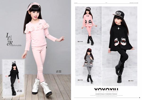 YOYOXIU优优秀塑造不一样的儿童时尚生活体验!