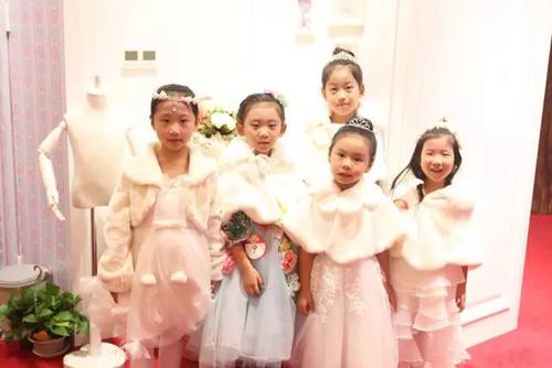 笛莎&扬州生活网公主派对 2015.11.22