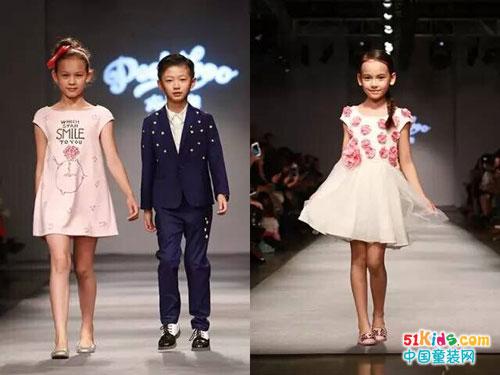 上海国际儿童时装周!