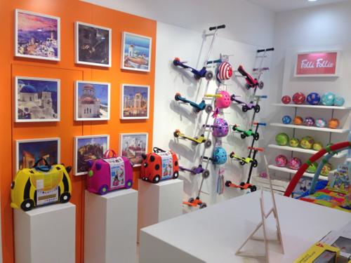 FolliFollie孕婴童进口品店强势入驻蚌埠百大名品中心,安徽首家!