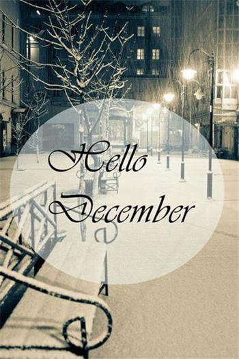 ��ָɽ��ص�ʿ��ͯװ: Hello December