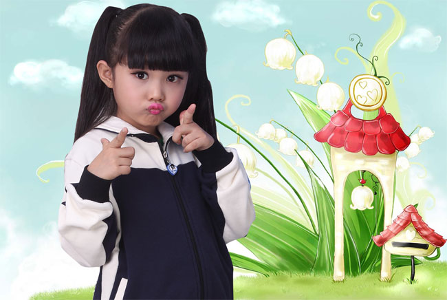 兴童幼儿园服装厂 给你最美园服