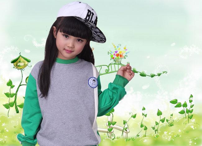 幼儿园校服上印幼儿园名称还是品牌呢
