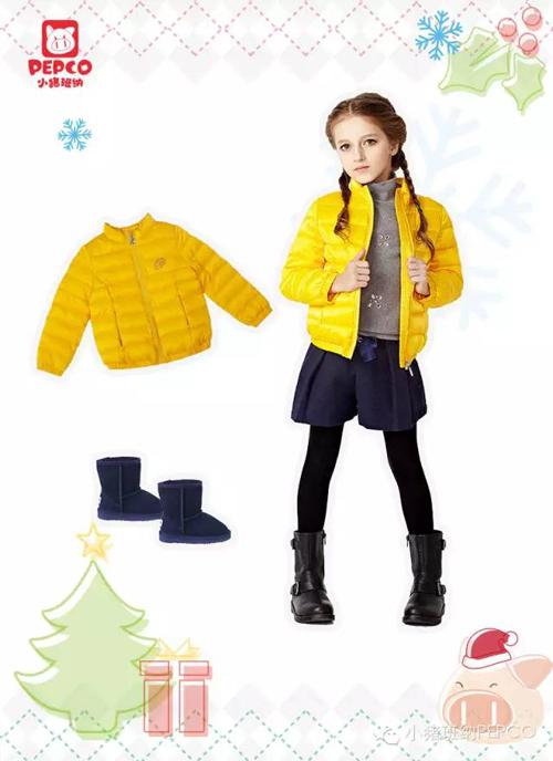 纳时尚丨圣诞宝贝造型看气质 更要看打扮