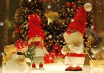 疯狂平安夜,快乐圣诞节---艾可艾奇