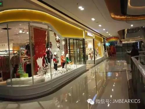 杰米熊万达系统再下一城,广州南沙万达店倾情呈现!